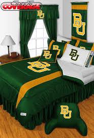 Green Bay Packers Bedding Set Yes Somuchsicem Baylor Bears 4 King