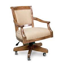 Gaming Swivel Chair Chairs W Swivel Base U0026 Custom Fabric Eastgate By Thos Baker