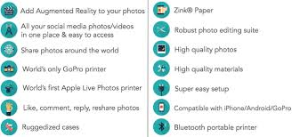 lifeprint photos that come to life in your hands indiegogo