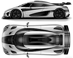 koenigsegg one blue the blueprints com blueprints u003e cars u003e various cars u003e koenigsegg