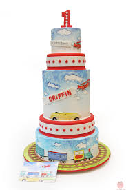 trains planes and ships birthday cake birthday cakes