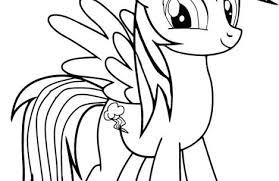 my little pony coloring pages of rainbow dash my little pony coloring pages rainbow dash just colorings