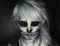 Halloween Skeleton Make Up by Skeleton Makeup By Liancary Art On Deviantart