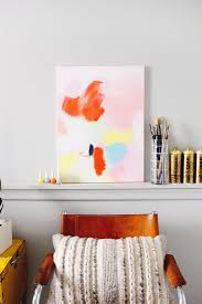 15 easy diy wall art ideas for your gallery wall brit co