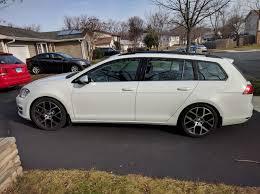 vwvortex com pics of wagons with winter wheels