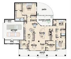 southern style house plan 3 beds 2 50 baths 2127 sq ft plan 36 195