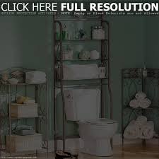 image of bathroom towel storage option utilise your room in the