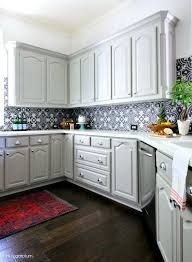 Hearth Cabinets Impressive Light Gray Kitchen Cabinets And 12 Gorgeous And Bright