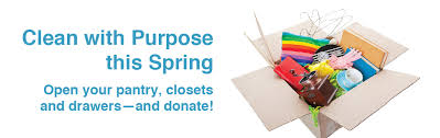 spring clean spring cleaning donations guide create the good
