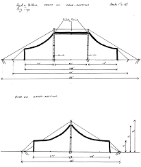 big top circus tent marquee floor plans