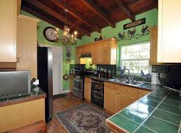 L Shaped Kitchen Rug Craftsman Kitchen With High Ceiling U0026 L Shaped In Miami Fl