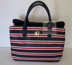 nautical bag beautiful nautical handbag hilfiger shopper bag stripes navy