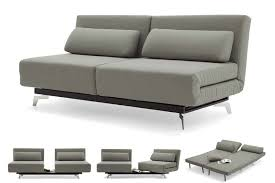 grey modern futon sofabed sleeper apollo couch futon the futon