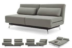 grey modern futon sofabed sleeper apollo couch futon the futon