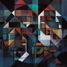 land pattern en francais swiz est un artiste français né en 1983 il vit et travaille à paris