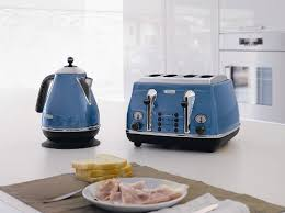 Delonghi Toaster Blue Delonghi Icona Cream Kettle And Toaster Fabulous Icona Vintage