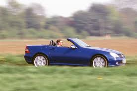 mercedes benz slk used car buying guide autocar