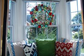 Christmas Decorations For A Blue Room by Christmas Decorations In Teal Red And Mint Green