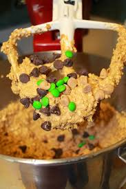 polka dotty place christmas monster cookies