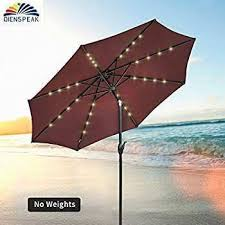 wilson and fisher solar lights outdoor umbrella with solar lights inspirational wilson fisher
