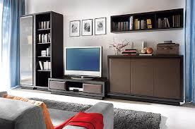Wenge Living Room Furniture Modern Furniture Brw Areka Modular System Elements