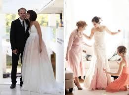 ombré wedding dress dip dye ombre wedding dresses
