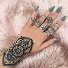 nail henna tattoo 2576705 weddbook