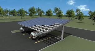 Car Carport Canopy Solar Carports K Con Building Systems Blog