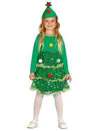 christmas tree costume girl s sparkly christmas tree costume