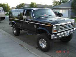 1984 ford f250 diesel mpg ford f 250 truck 1984 black for sale 1fthf261xepb65744 1984 ford