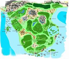 World Of Work Map by Profantasy Community Forum Loganholm Campaign Overland Map