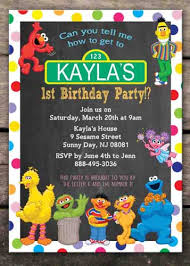 100 sesame street birthday party ideas u2014by a professional party
