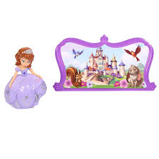 sofia the cake topper disney junior sofia the cake topper 2 pieces