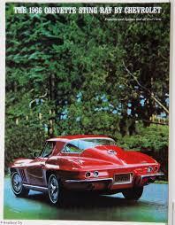 1966 corvette parts for sale 1966 corvette dealer showroom sales brochure 1967 1968 1969