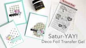 deco foil satur yay 7 29 2017 deco foil transfer gel backgrounds the