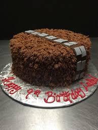 wars birthday cake chewbacca birthday cake chewbacca wars cake