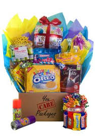 birthday care packages birthday care package gift ideas cadeau et