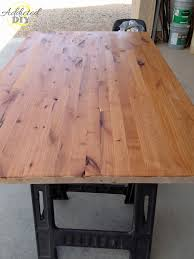 Butcher Build by How To Build Your Own Butcher Block Butcher Blocks Countertop