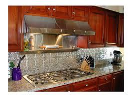 metallic kitchen backsplash kitchen backsplash metal kitchen backsplash stainless