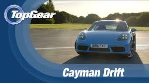 porsche cayman s top gear cayman drift top gear 2017 teaser two
