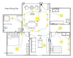 electrical wiring diagram in house beautiful home wiring plan