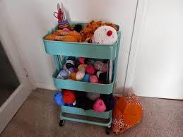 Ikea Trolley by Second Hand Susie A Crochet Trolley