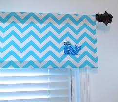 blue valance curtains home decor loversiq