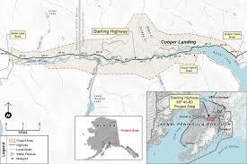 Map Of Seward Alaska by Sterling Highway Mp 45 60 Draft Supplemental Environmental Impact