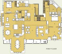 cool floor plans really cool house floor plans large home plan from for awesome