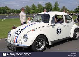 1971 volkswagen beetle painted as u0027herbie u0027 chestnut sunday 10th