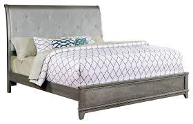 bryant ii sleigh bedroom set silver bedroom sets bedroom