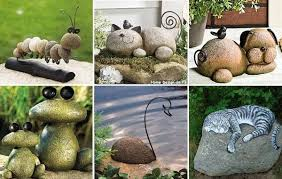 Diy Rock Garden 26 Fabulous Garden Decorating Ideas With Rocks And Stones