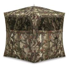 Primos Ground Max Hunting Blind Primos The Club Ground Blind 668004 Ground Blinds At