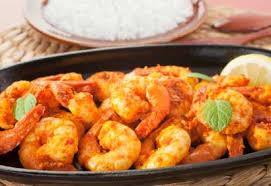 cuisiner des crevettes crevettes à l orientale recette crevettes fruits de mer